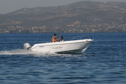 Rental Motorboat Alpha Hellas 545 Creta Astakos