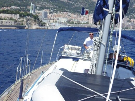 Sailboat DUFOUR GIBSEA 41 for hire
