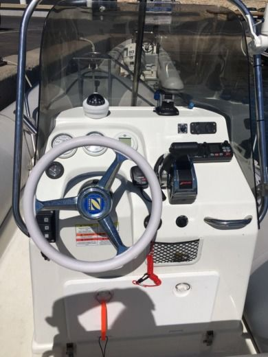 Zodiac Pro Open 550 in Marseille peer-to-peer