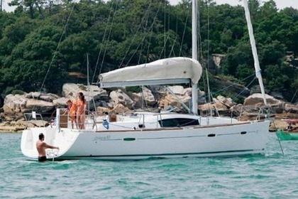 Hire Sailboat BENETEAU OCEANIS 40 Barcelona