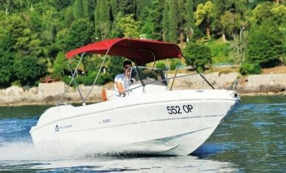 Rental Motorboat Allegra All 5.9.0 Opatija
