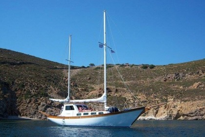 Hire Sailboat Custom Traditional Patmos