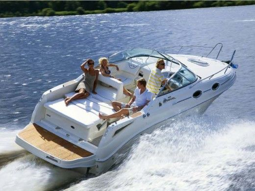 SEA RAY 255 SUNDANCER in Cogolin zwischen Privatpersonen