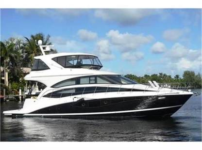 Charter Motorboat Meridian 580 Pilothouse Fort Lauderdale