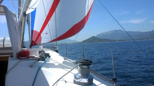 Hanse Hanse 400 in Marsala, Trapani for hire