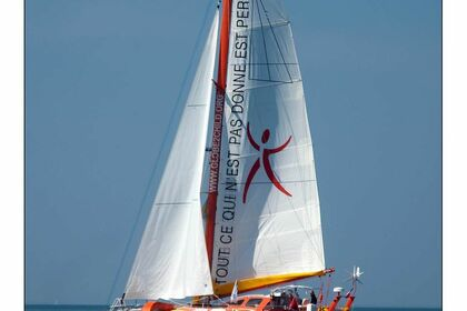 Location Catamaran Trimaran Tribellule 44.2 Sainte-Anne