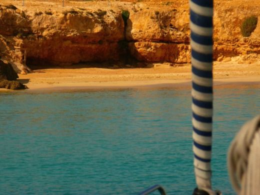 Charter sailboat in Lampedusa e Linosa peer-to-peer