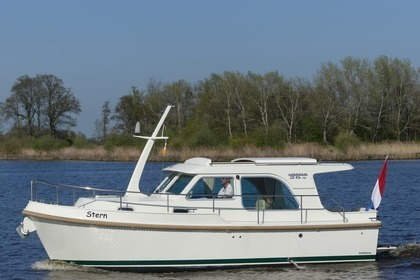 Hire Motorboat Linssen Grand Sturdy Sneek