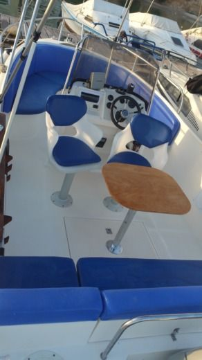 Charter Motorboat Rio 600 Open Torrevieja