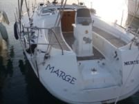 Bavaria 38 Cruiser in Betina for hire