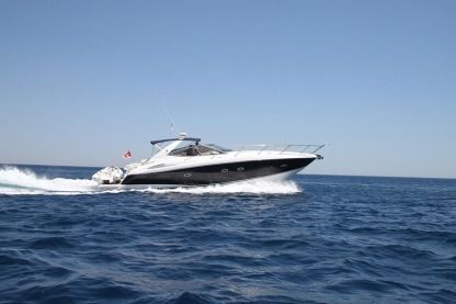 Rental Motorboat Sunseeker Portofino 46 Saint Julian's