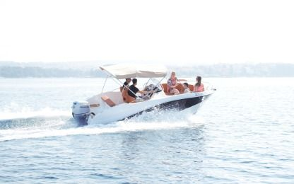 Rental Motorboat Okiboats Barracuda 545 Zadar