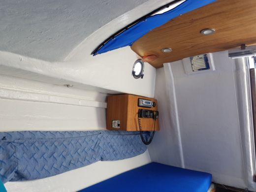 Jeanneau Leader 550 in Propriano for rental
