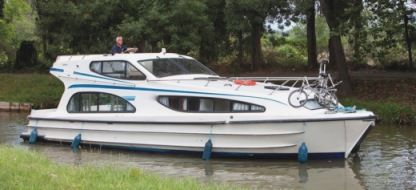 Rental Houseboat Peniche Caprice Chertsey