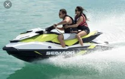 Location Jet-ski Seadoo Rxpx 255 Gérone