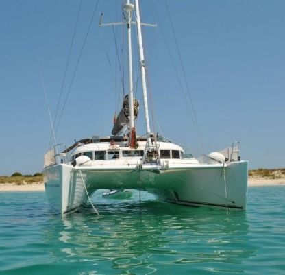Location Catamaran Lagoon Lagoon 470 Ibiza