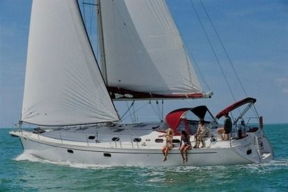 Charter Sailboat Dufour Gib Sea 51 Saint-Cast-le-Guildo