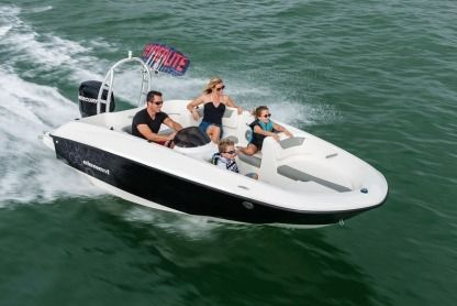 Miete Motorboot Bayliner 160 Alicante