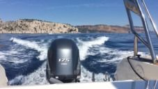 Location Semi-rigide Capelli Tempest 700 Sun S  ( 2017 Ultra Recent  ) Marseille
