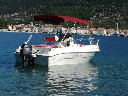 Rental Motorboat Blumax 19 Open Cres