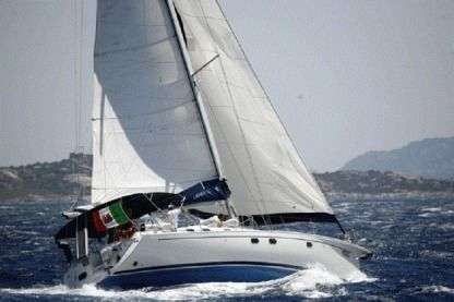 Charter Sailboat Gib Sea 51 La Maddalena