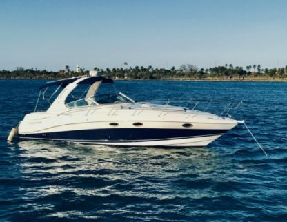 Charter Motorboat Four Winns Vista Miami Beach