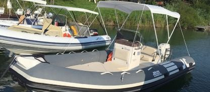 Location Semi-rigide Joker Boat Clubman 19 Ameglia