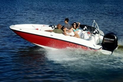 Verhuur Motorboot Bayliner Element 160 Altea
