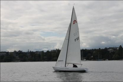 Charter Sailboat Nautivela Soling Versoix