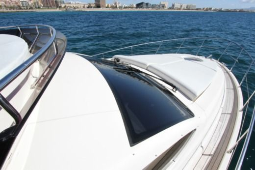 Motorboat Rodman Muse 44 for hire