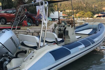 Hire RIB FLYER 575 Slano