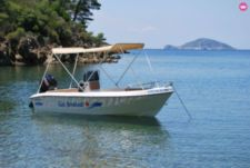 Thomas Tempest 450 in Chalkidiki for hire