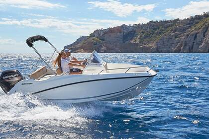 Hire Motorboat Quicksilver Activ 505 Open Alghero