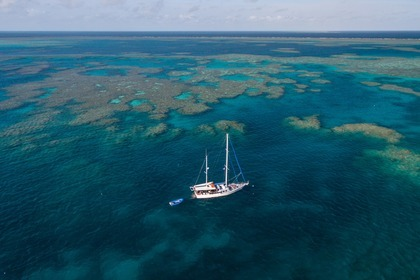 Charter Sailboat Custom Ketch 54 Whitsunday Islands