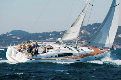 Charter Sailboat Cyclades 50.5 Gothenburg