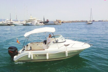 Rental Motorboat QUICKSILVER 620 CRUISER Palma de Mallorca