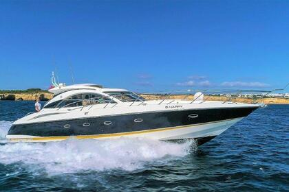 Hire Motorboat Sunseeker 50 Camargue Quarteira
