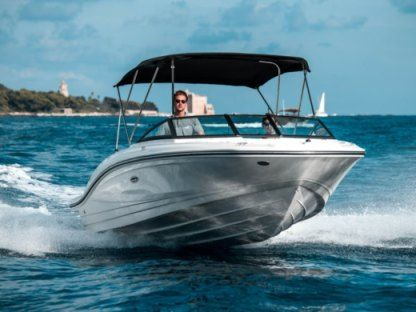 Charter Motorboat Sea Ray Spx 210 Ob Trogir