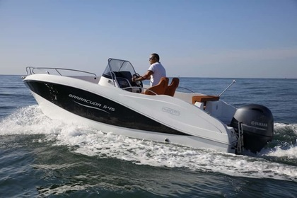 Hire Motorboat Okiboats Barracuda 545 Trogir