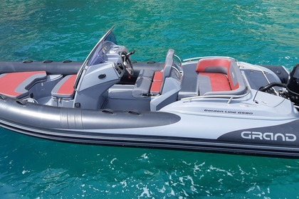 Charter RIB Grand 580 Cassis