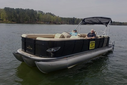 Miete Motorboot Bentley Triton Elite Admiral 25 Covington