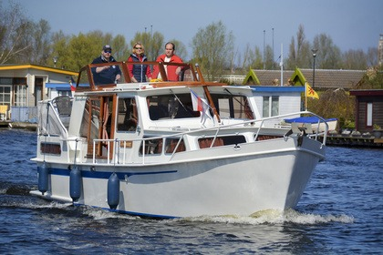 Hire Motorboat Palan DL 1100 (Timmerman) Woubrugge