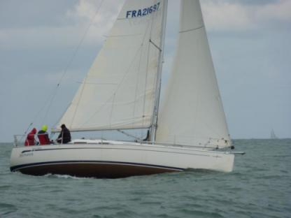 Rental Sailboat Bavaria 35 Match Dieppe