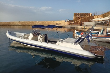 Charter RIB PICTON COBRA COBRA ROYAL Chania