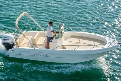 Rental Motorboat CAPELLI Freedom 20 Manerba del Garda