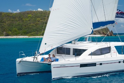 Rental Catamaran Moorings 4800 Road Town