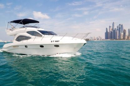 Charter Motorboat Majesty 44 Feet Dubai