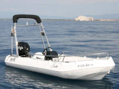 Charter Motorboat Whaly 435 Six-Fours-les-Plages