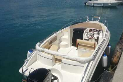 Hire Motorboat Eolo 590 Day Izola