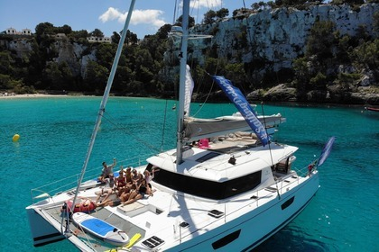 Location Catamaran FOUNTAINE PAJOT SABA 50 Santa Maria